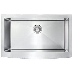 ANZZI Elysian Stainless Steel 36