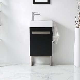 Kadi 19 Single Bathroom Vanity Set by Ove Decors