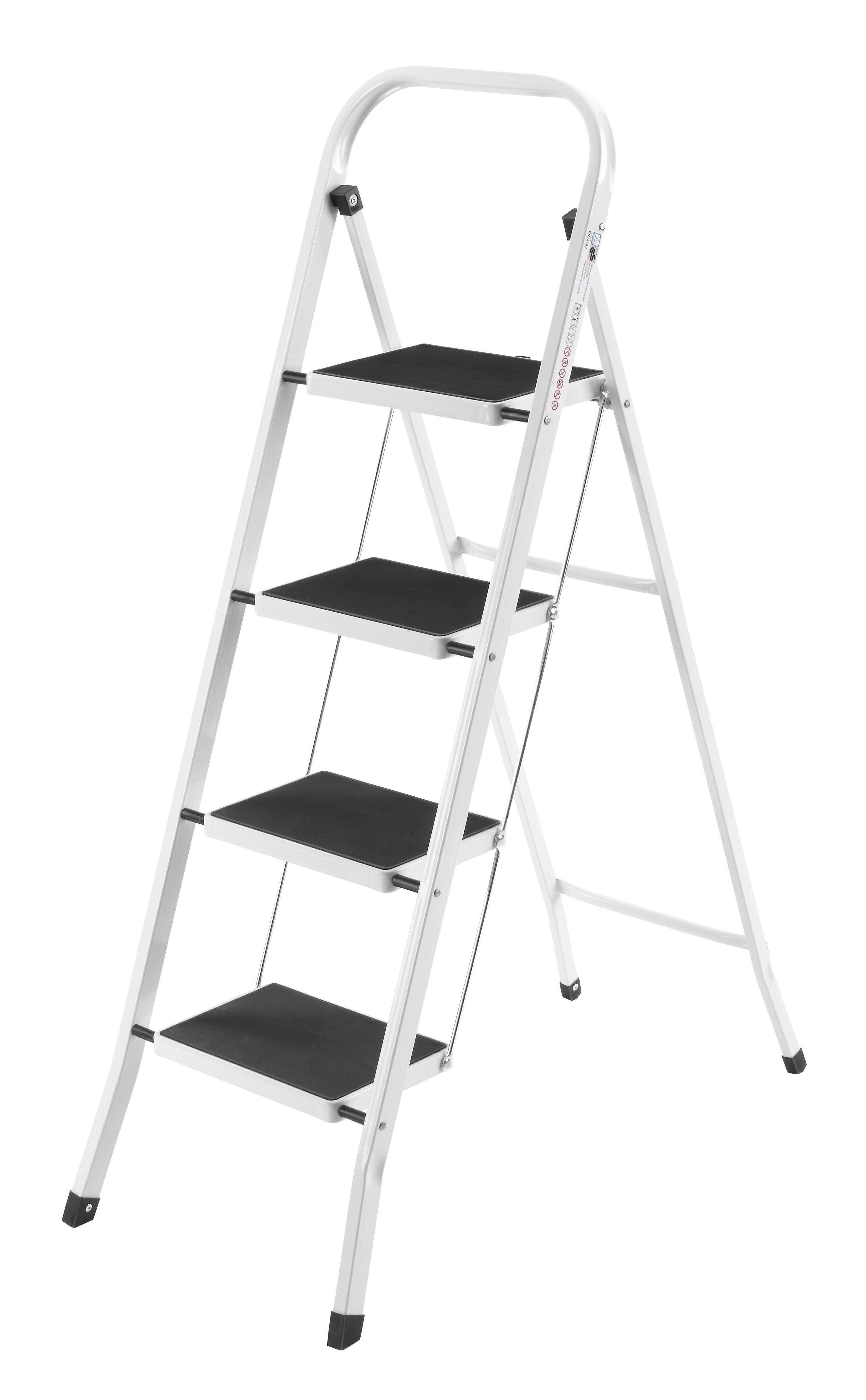 Phenomenal 4 16 Ft Steel Step Ladder Camellatalisay Diy Chair Ideas Camellatalisaycom