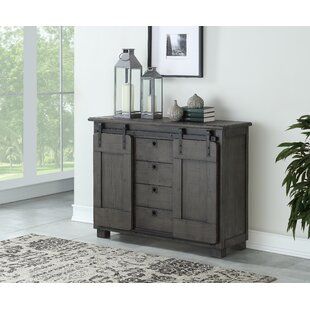 Keytesville Sliding Credenza by Gracie Oaks
