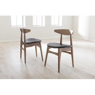 Carranza Dining Chair (Set of 2) George Oliver