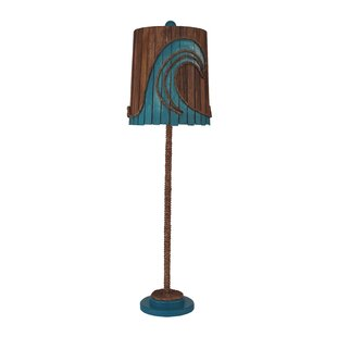 Hulbert Rope 36 Table Lamp