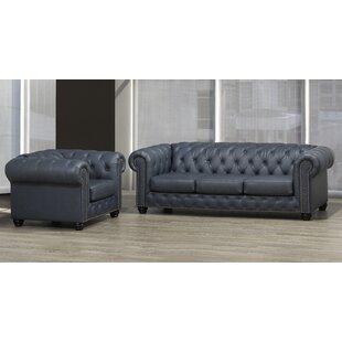 Orner 3 Piece Living Room Set by Astoria Grand