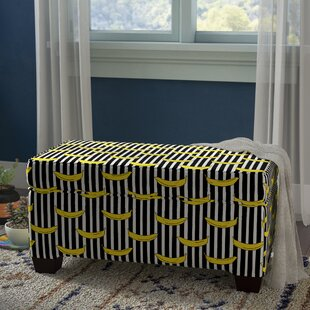 Paille Upholstered Storage Bench