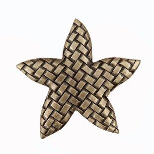 Woven Star Novelty Knob