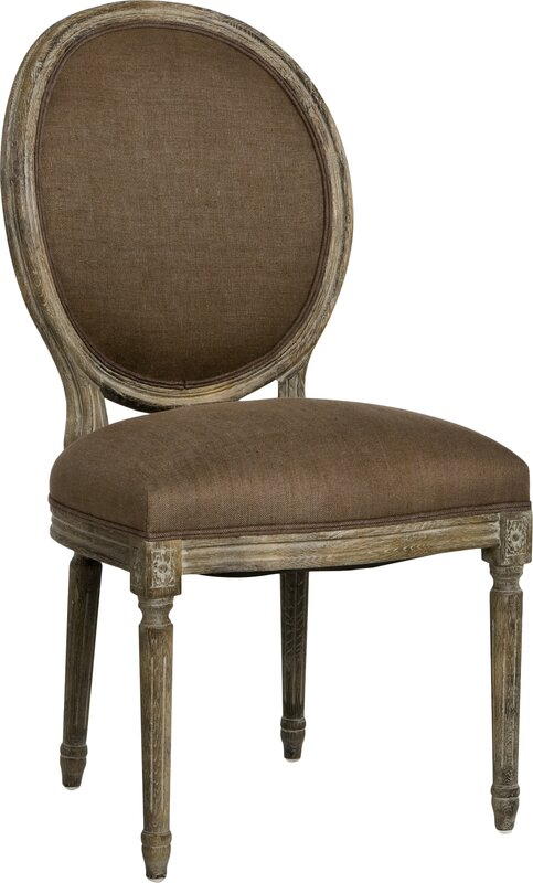 One Allium Way Arvidson Upholstered Dining Chair