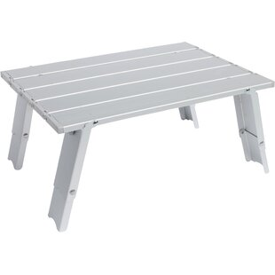 Folding Aluminum Picnic Table by Trademark Innovations New