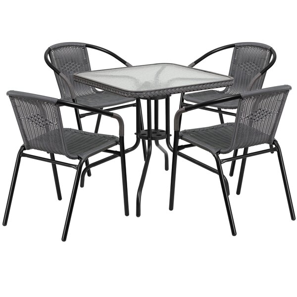 Fantastic Outdoor Dining Sets Bralicious Painted Fabric Chair Ideas Braliciousco