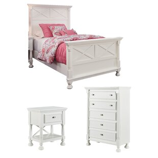Jeffersonville Platform Configurable Bedroom Set