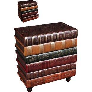 Floine Books End Table