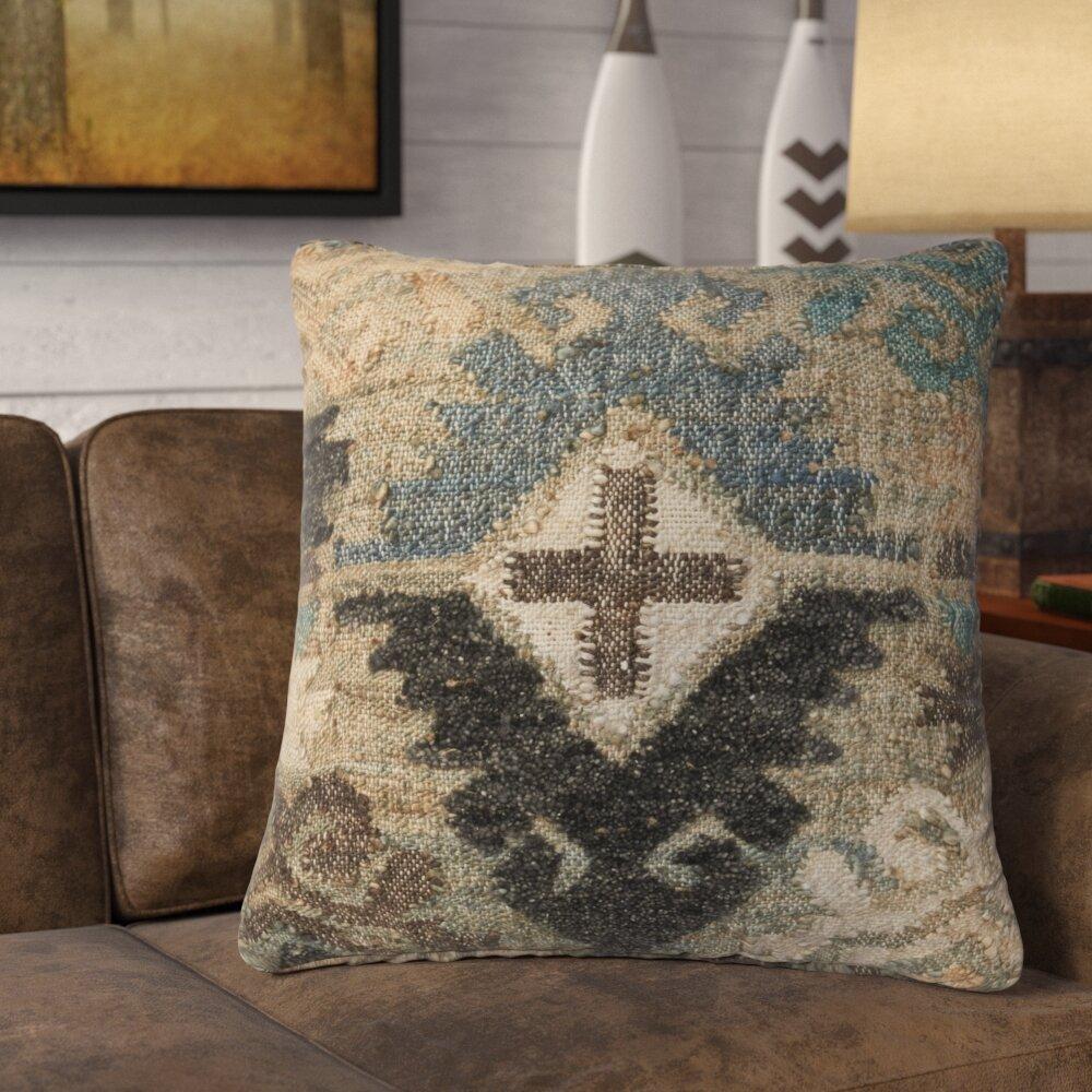 Wool Loon Peak Throw Pillows You Ll Love In 2021 Wayfair