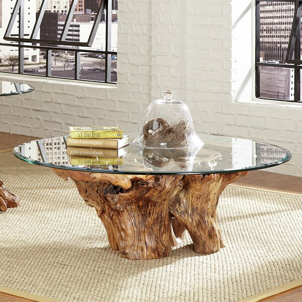 Superbe Tree Root Coffee Table | Wayfair