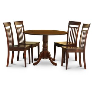 Spruill 5 Piece Dining Set by August Grove Cheap