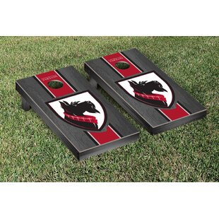 Victory Tailgate Carnegie Mellon Tartans Stained Stripe Version Bag Toss Game Set