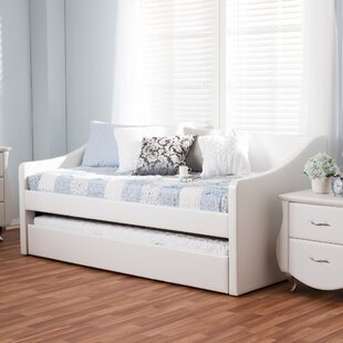 Cadena Daybed with Trundle by Charlton Home