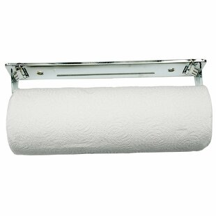 Chromium Mounted Paper Towel Holder