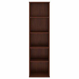 Review Standard Bookcase by Bush Business Furniture
