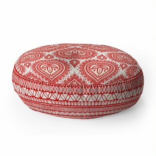 Adair Decorative Round Floor Pillow