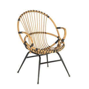 Col De La Pirogue Armchair By Latitude Vive