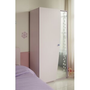Denault 2 Door Armoire by Zoomie Kids
