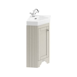595mm Corner Vanity Unit By Old London