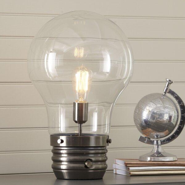 Superbe Edison Bulb Table Lamp | Wayfair