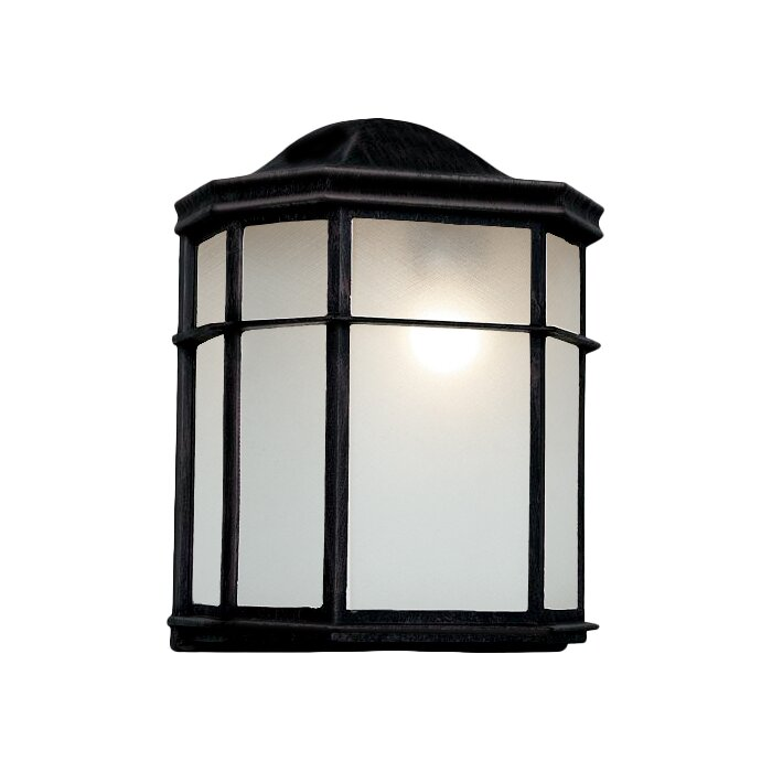 Baumeister Outdoor Bulkhead Light