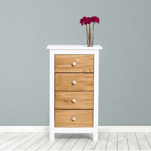 Reynalda 4 Drawer Chest By Brambly Cottage