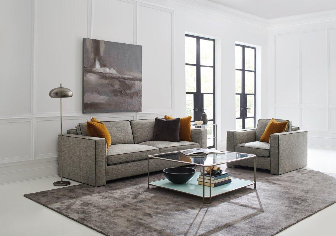 Caracole Classic 2 Piece Configurable Living Room Set