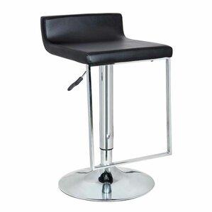 Spencer Adjustable Height Swivel Bar Stool by Bromi Design