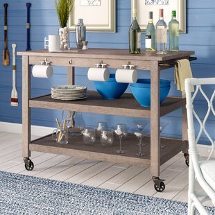 Niles Serving Cart By Beachcrest Home