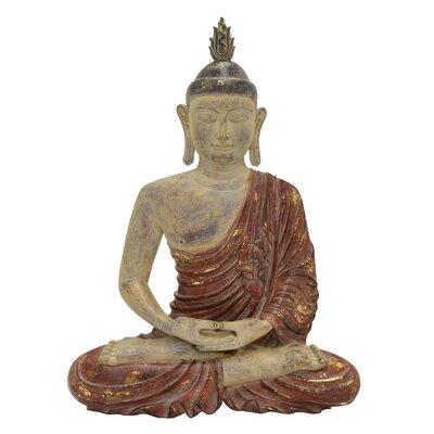Bloomsbury Market Ramona Buddha Figurine Wayfair