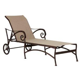 Leona Lucerne Chaise Lounge