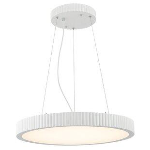 Allston 240-Light LED Chandelier by Orren Ellis