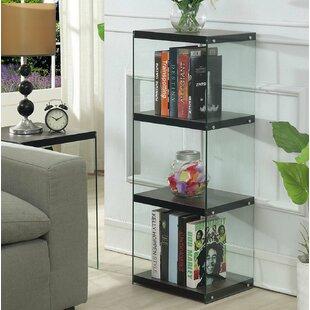 Calorafield 4 Tier Tower Standard Bookcase by Wade Logan