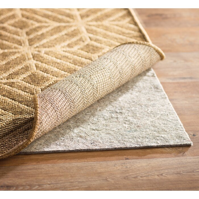 felt rugs mats ultra low rug pads you rubber wayfair under pro profile and pad love ll mat