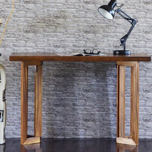 222 Fifth Furniture Ori Live Edge Foldable Console Table