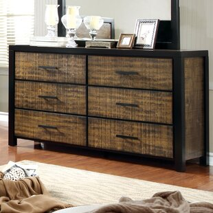 Trent Austin Design Pittson 6 Drawer Double Dresser Image