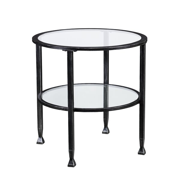 End Table Glass #29 - Glass End Tables Youu0027ll Love | Wayfair