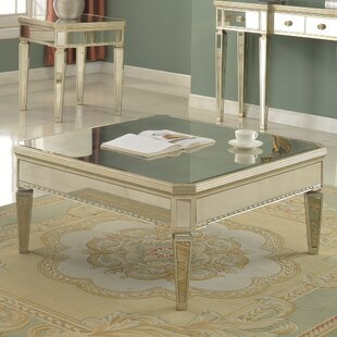 Read Reviews Felicia  Coffee Table By Willa Arlo Interiors