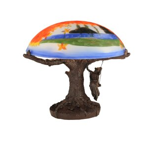Maxfield Parrish 13 Table Lamp