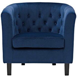 Ziaa Barrel Chair by Zipco..