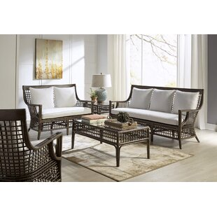 Great Price Millbrook 5 Piece Living Room Set by Panama Jack Sunroom Reviews (2019) & Buyer's Guide