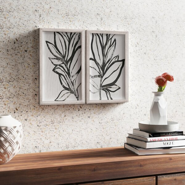 Banana Leaf Wall Art Joss Main