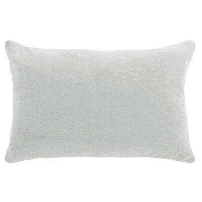 Kerensa Decorative Lumbar Pillow Color: Light Gray
