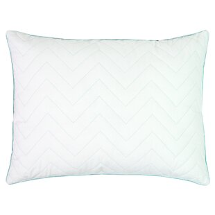 Cotton Stay Cool Plush Gel Fiber Bed Pillow