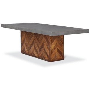 Leone Dining Table Ivy Bronx