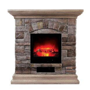 Stone Gas Fireplace Wayfair