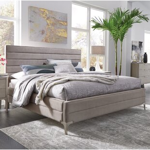 Anadarko Upholstered Panel Bed