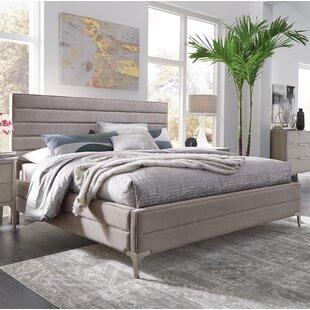 Anadarko Upholstered Panel Bed